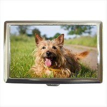 Australian Terrier Cigarette Money Case - Dog Canine - $12.56