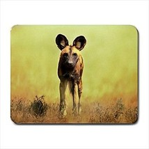African Wild Dog Mousepad - Canine - $7.71