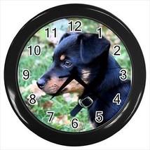 Lancashire Heeler Wall Clocks - Dog Canine - $17.41