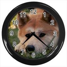 American Akita Wall Clocks - Dog Canine - $17.41