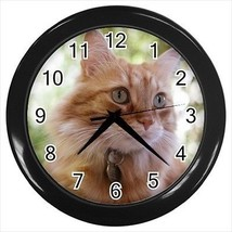 Cymric Wall Clocks - Cat Kitten - $17.41