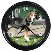 Hamilton Hound Wall Clocks - Dog Canine - $17.41