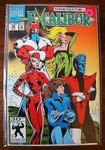 "Excalibur #48 Toward The Future (1991 Marvel) Comics ""Nice Copy""(Nm) Books Old - $4.95"