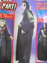 "TILL DEATH DO US PART COSTUME ADULT ONE SIZE UP TO 42"" CHEST - $50.00"