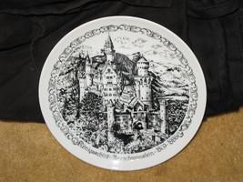 Winterling Kitchenlamitz Collectible Plate NEUSCHWANSTEIN CASTLE - Germany - $15.00