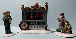 "CHRISTMAS IN THE CITY ""THE OLD PUPPETEER"" - $24.99"