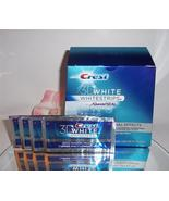Crest 3D White Whitestrips Professional Effects Advanced Seal 8 Strips 4... - $19.99