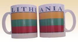 Lithuania Coffee Mug - $11.94