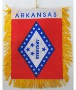 Arkansas Window Hanging Flag - $3.30