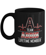 Customizable Birthday Mug With Name Is ADDIS or Great Grandpa - Team ADD... - $18.95