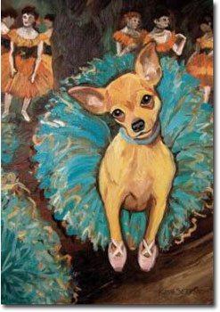 "Chihuahua (Dogas) - 12.5""x18"" Garden Banner"