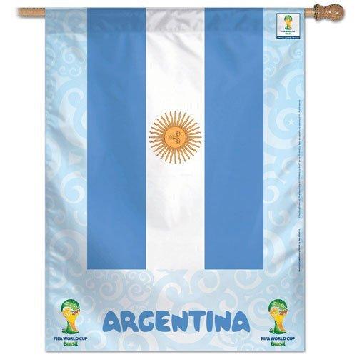 Argentina world cup banner