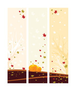 Banner for Happy Thanksgiving Day3-Digital clip... - $3.00