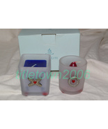 PartyLite Hugs & Kisses Candleholder Set  Party Lite - $10.99