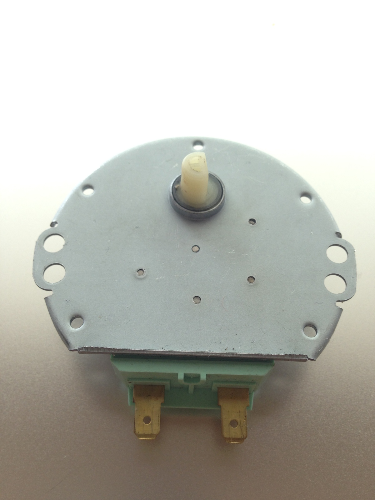 General electric microwave oem gm162f302 turntable motor for General electric motor parts