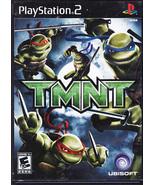 TMNT (Teengae Mutant Turtles) Playstation 2 Game - $5.00