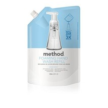 Method Foaming Hand Soap Refill, Sweet Water, 28 Fl. Oz (Pack of 6) - $39.41