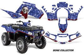 AMR Racing Polaris Sportsman 850 Graphic Kit Wrap Quad Decal ATV 11-13 B... - $267.25
