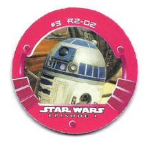 Star Wars Pogs Star Wars Episode 1 Set of 6 POGS, Star Wars Cup w/Lids w... - $13.99