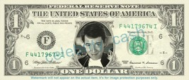 Matthew Broderick On Real Dollar Bill   Cash Money Bank Note Currency Dinero - $4.44