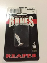 Reaper 80026 Chronoscope Bones Agatha Fox (1) Miniature Female Spy Pulp ... - $2.24