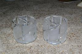 Partylite Counterpoint Votive Pair  RETIRED Party Lite - $9.99