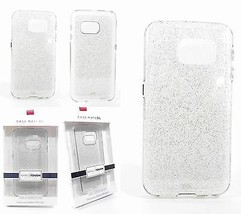 Case Mate Naked Tough Sheer Glam For Galaxy s6 Edge Glitter Samsung - $181,73 MXN