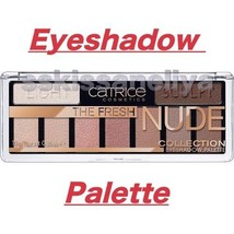 Catrice The Fresh Nude Collection Eyeshadow Palette 010 with 9 Colors 10g - $13.16