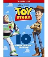 Toy Story DVD (2-Disc Set) 10th anniversary Edition - $7.94