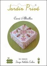 Carre D'Abeilles cross stitch chart Jardin Prive - $9.00