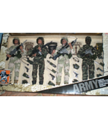 Army Men 4 Action Figures  - $44.90