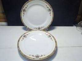 4 NORITAKE DELMONTE DINNER PLATES~~HTF THESE - $19.99