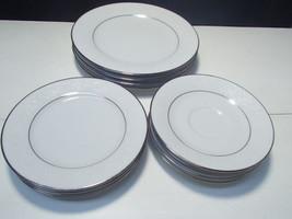 12 NORITAKE TAHOE PLATES~~~3 SIZES~~~ - $29.99