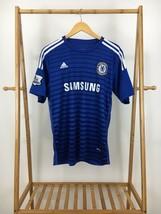 VTG Adidas 2011-12 Fernando Torres #9 Chelsea Home Futbol Jersey Size L - $99.95