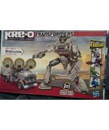 NEW Transformers Megatron Kre-o 2011 Sealed Lego - $39.99