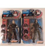 WWE WWF WrestleMania WVII Series 8 lot of Jeff & Matt Hardy action figur... - $60.00
