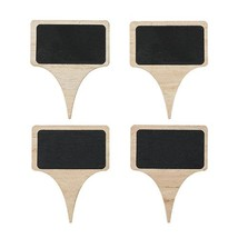 Cheese Markers Set, Reusable Wooden Chalk Making Serving Labels Cheese Tool - $16.49