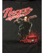 The Walking Dead NEGAN SLUGGERS Loot Crate Exclusive Adult (XXL) T-Shirt - $15.15