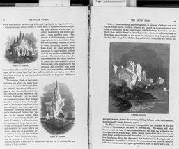 3 illustrations of icebergs [Kitchen] - $12.99