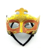 MASQUERADE BALL FETISH PLAY MASK CARNIVAL MARDI GRAS ROLEPLAY - $37.99