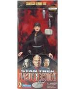 Star Trek Insurrection Collectors Series Edition Counselor Deanna Troi  New - $9.89
