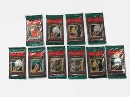 Coca-Cola Super Premium Collection Cards Pack Set of 10  - $9.90