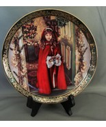 Wrapped With Love Plate by Sandra Kuck Victorian Christmas  - $10.99