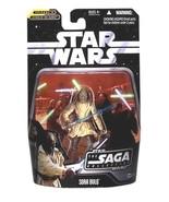 Star Wars Saga Collection Jedi Sora Bulq Battle of Geonosis - $14.99