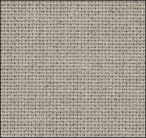 Primary image for Raw 20ct Linen Aida 36x43 cross stitch fabric Zweigart