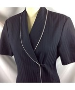 UNITED AIRLINES Uniform Flight Attendant Stewardess Dress Aviation Colle... - $123.74