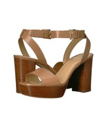 Women MICHAEL Michael Kors Leonora Ankle Strap Sandals, Sizes 8-10 Cashew  - $95.96