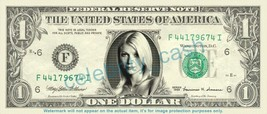 Gwyneth Paltrow On Real Dollar Bill Cash Money Bank Note Currency Dinero Celebri - $4.44