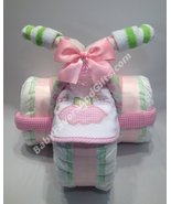 Tricycle Diaper Cake - $64.00