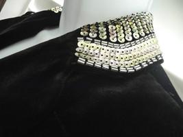 Juicy Couture Sequin Velvet Blazer/Jacket MSRP $298.00 - $46.44